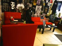 ROCK IN STORE CAFE