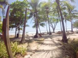 Resort direct aan zee