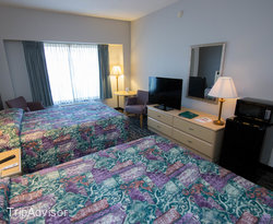 The Standard Room at the GuestHouse Inn & Suites Nashville/Music Valley