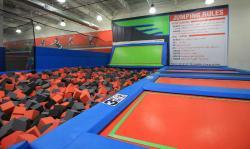 Rush - Indoor Trampoline Park
