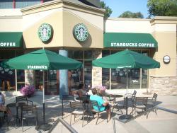 Starbucks Cafe Niagara Falls