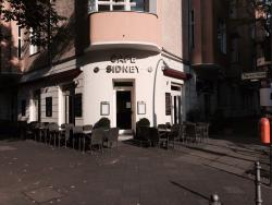 Cafe Sidney Berlin