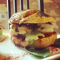 MG burger