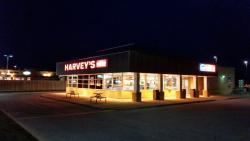 Harvey's Serving Swiss Chalet