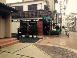 Brazil Coffee Shop
