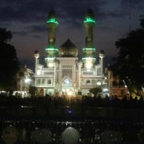 Jami Great Mosque Malang