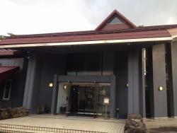 東館 レストラン入口