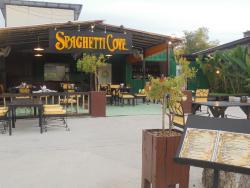 Spaghetti Cove