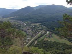 Vysokyy Kamin Mountain