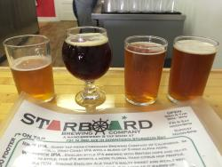 Starboard Brewing Company