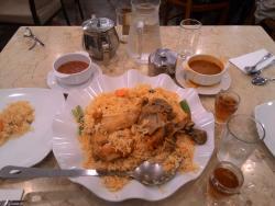 Al Rawsha Restaurant