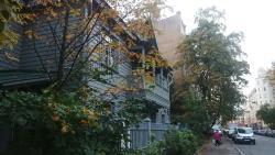 M. Matyshin's House