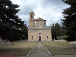 Chiesa dell'Eremo di Monte Giove