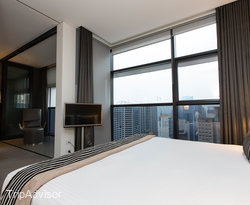 The First One Bedroom Executive Apartment at the Fraser Suites Sydney