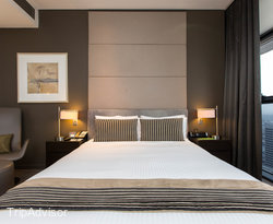 The Two Bedroom Executive Apartment at the Fraser Suites Sydney
