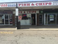 Renforth Mall Fish & Chips