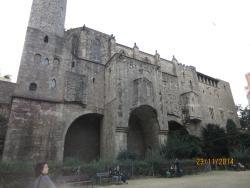 Plaza de Ramon Berenguer el Gran