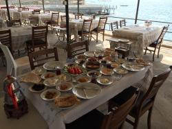 Çakıl balık restaurant