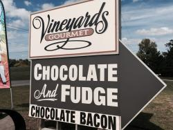 Vineyards Gourmet Chocolates