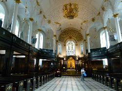St. Clement Danes Church