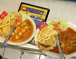 Los Mismos Tacos al Pastor and Seafood
