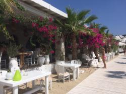 Notos Beach Restaurant