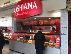 Aashiana Indian Restaurant
