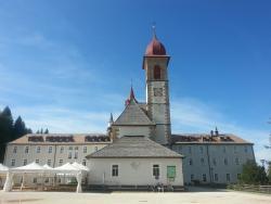 Santuario Madonna di Pietralba