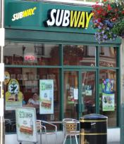 Subway Chippenham