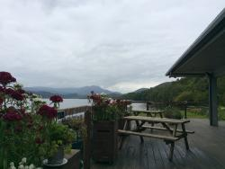 Loch Venacher Harbour Cafe