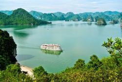 Luxury Cruise Halong Bay - Day Cruise