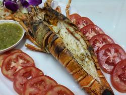 Seafood at Phuket Restaurant
