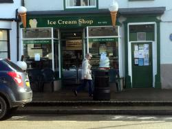 Honiton Dairy Ice Cream Shop