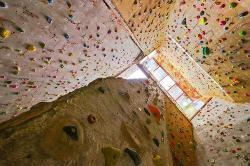 Ingleton Climbing Wall