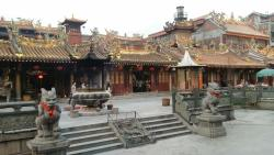 Tonghuai Temple of Guan Yu and Yue Fei
