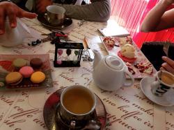 Les Cafes de Sophie