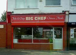 The Big Chef