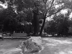 Katyusha Statue