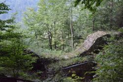 Ruiny Zamek Pieniny