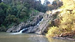Maketu Waterfall