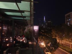 FIFI 茶酒沙龍 - W Lounge Bar