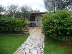 Camere immerse nel verde
