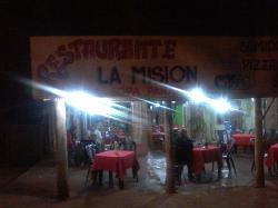 Restaurant la Mision