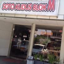 Soto Kudus Blok M