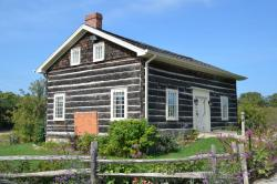 Leslie Log House