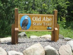 ‪Old Abe State Trail‬