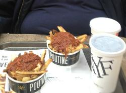 New York Fries - Intercity Mall