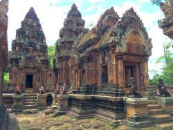 Banteay Srei-templet