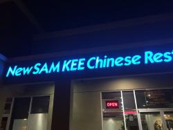 New Sam Kee Restaurant