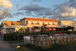 Restaurante - Habitaciones la Ola